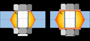rondelles - diamètre extérieur